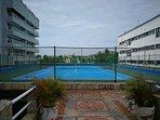 Cancha de tenis (Area Común)