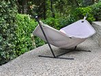 hammock for that afternoon siesta