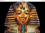 King Tutankhamun's Mask in Cairo Museum