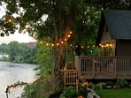 Romantic Carriage House on Falls in Saugerties, NY