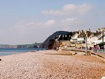 Enjoy the local beaches of Sidmouth
