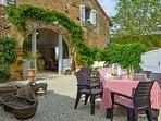 5 bedroom Villa in Marigny-le-Cahouet, Bourgogne-Franche-Comté, France : ref 569