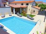 2 bedroom Villa in Valtura, Istria, Croatia : ref 5691639