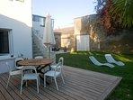 Maison/Jardin/Terrasses