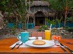 Desayuno Playa