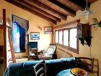 Spacious house in Tarazona with Washing machine, Terrace