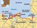 ce qu'il faut visiter autour de Saint-Malo