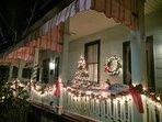 Walk to Christmas Parade only 2 blocks away & Winter Wonderland at Congress Hall only 4 blocks away