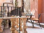 Bernini - terrace