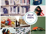 Abbiamo creato una collezione di oggetti per aiutarti a regalarti una fantastica esperienza di vacanza!