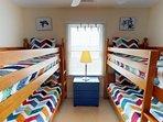 Double bunk room