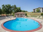 pool within walking distance (total of 3 pools)
