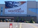 Monticello Racino approximately 10 Miles