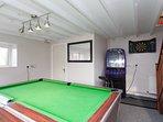 Darts or pool? You choose!