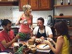 Disfruta de la cocina con toda la familia