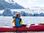 You too can kayak among the glaciers