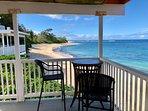 PRISTINE BEACH-OCEAN VIEW DINING