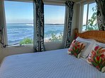 SPECTACULAR BEACH-OCEAN FRONT VIEWS FROM BED