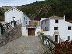 Molino Mairena, Casa Los Molinos met zwembad in de natuur, 2 tot 6 personen met 1 badkamer.