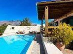 Feel free to sunbathe all day long, enjoying the Cretan sun!