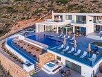 4 bedroom Villa in Koiliomenos, Ionian Islands, Greece : ref 5704784