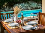 Villa Vounaki is the best choice for relaxed and peaceful holidays in Kefalonia.