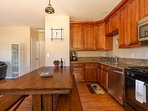Beautiful kitchen with everything needed for a great vacation