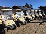 Giocare a golf sul secondo campo da golf più antico d'Italia