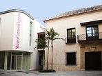 Museo Carmen Thyssen 3 minuti a piedi dall'appartamento