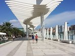Palmeral Walk on Pier One a 15 minuti a piedi dall'appartamento