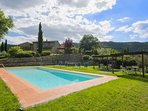 2 bedroom Apartment in La Panca, Tuscany, Italy : ref 5513215