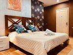 Second floor en-suite double bedroom with terrace