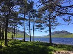 Ardverikie Estate is close by and has walks and mountain bike routes