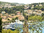 Cavtat, a 'happening' ,small town with amazing sunsets & to Super Yachts in the evening