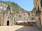 Explore piazza after piazza or walk the surrounding walls
