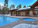 Columbine Pool Complex outdoor heated pool
