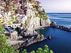 'A visit to the Cinque Terre is an absolute must.' (Guest 2016)