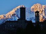 Gromo ed il Monte Secco
