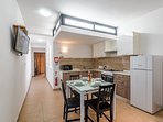 Fully Equipped Kitchen / Living / Dining.