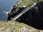 Mizen head (can be spotted with binoculars in cottage)