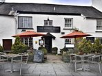 The King's Arms, great beer and food is just a 5 minute stroll away.