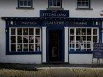 The Fitzwilliam Art Gallery in Hawkshead Village.