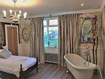 Time Traveler Bedroom