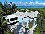 All yours! 3BR home on Grace Bay beach
