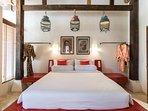 Bali Ginger Villa bedroom 1