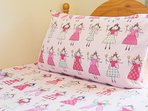Children's Bedding available for Younger Guests