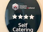 4 star accredited by the tourist board
