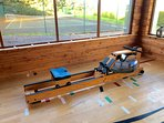 smooth water rower