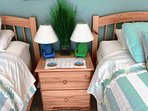 Guest Bed Room with twin Beds