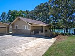 There is ample parking and this great property is only steps from beautiful Lake Chatuge.